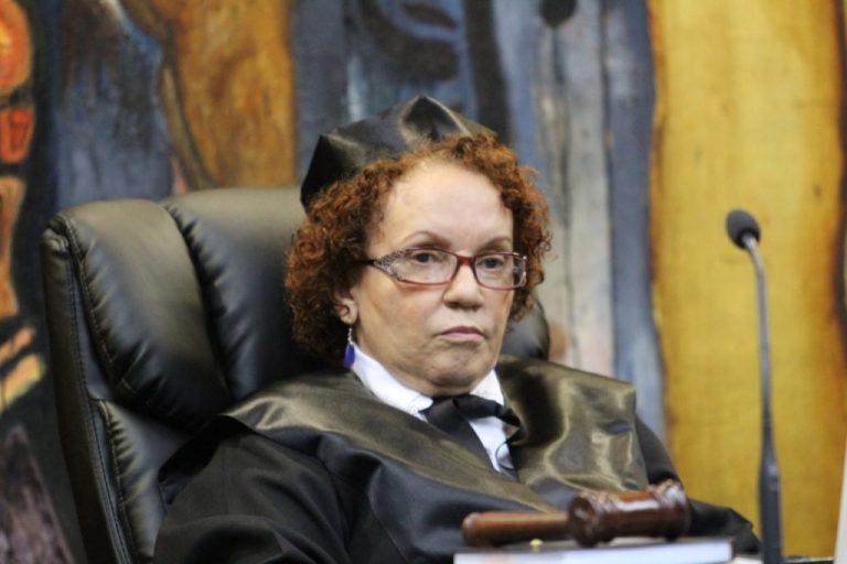 """Miriam Germán: """"No trataremos a los procesados con paños tibios"""""""