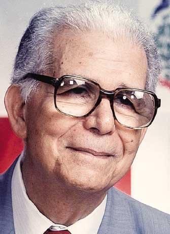 Un día como hoy nació Joaquín Balaguer, siete veces presidente del país